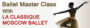 Ballet Master Class With